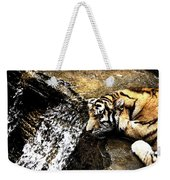 Tiger Falls Weekender Tote Bag