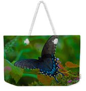 Tiger Swallowtail Butterfly Female Weekender Tote Bag