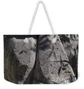 Tiki In Shade Weekender Tote Bag