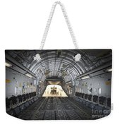 Tikrit, Iraq - A Ch-47 Chinook Weekender Tote Bag