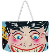 Tillie The Clown Of Coney Island Weekender Tote Bag