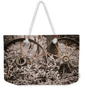 Time Forgotten Weekender Tote Bag by Carolyn Marshall