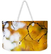 Time Of The Season Weekender Tote Bag