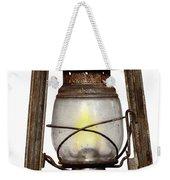 Time Worn Kerosene Lamp Weekender Tote Bag