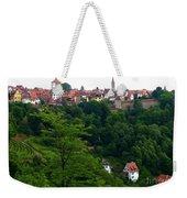 Timeless Rothenburg Weekender Tote Bag