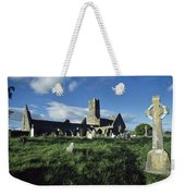 Timoleague Abbey, Co Cork, Ireland 13th Weekender Tote Bag