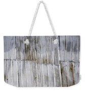 Tin Sheets Weekender Tote Bag