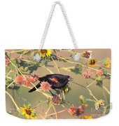 Tinted By Sunset Weekender Tote Bag