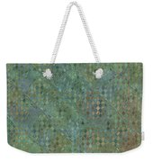Tiny Bluetone Diamonds Weekender Tote Bag