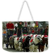 Tiny Pony Carriage Weekender Tote Bag