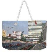 Tirana Weekender Tote Bag
