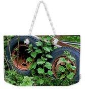 Tires And Ivy Weekender Tote Bag