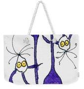 Tis Scientists Weekender Tote Bag