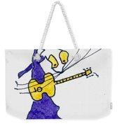 Tis The King - Elvis Weekender Tote Bag