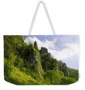 Tissington Spires Weekender Tote Bag