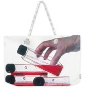 Tissue Culture Weekender Tote Bag