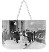 Titanic Disaster, 1912 Weekender Tote Bag
