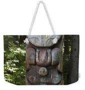 Tlingit Totem Pole, Sitka National Weekender Tote Bag