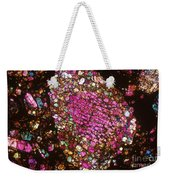 Tlm Of Chondrite Weekender Tote Bag