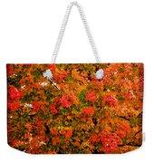 Tn Fall Weekender Tote Bag