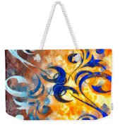 To Harness The Sun Weekender Tote Bag