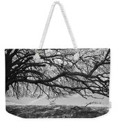 To Lie Here With You Would Be Heaven Weekender Tote Bag
