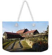 To The Barn Weekender Tote Bag