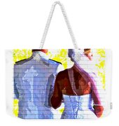 To Thee I Wed Weekender Tote Bag
