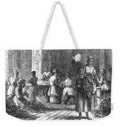 Tobacco Factory, 1873 Weekender Tote Bag