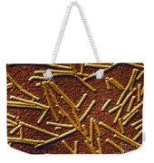 Tobacco Mosaic Virus Weekender Tote Bag
