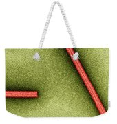 Tobacco Mosaic Virus, Tem Weekender Tote Bag