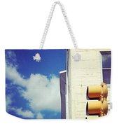 Today Is Bright Weekender Tote Bag by Katie Cupcakes
