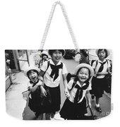 Tokyo Weekender Tote Bag