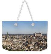 Toledo Cityscape Weekender Tote Bag