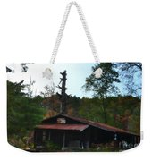 Toll Gate House Weekender Tote Bag