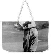 Tom Armour Wins Us Golf Title - C 1927 Weekender Tote Bag