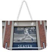 Tom Seaver 41 Weekender Tote Bag by Rob Hans