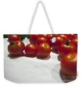 Tomato And Cucumber 1 Weekender Tote Bag