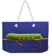 Tomato Hornworm Weekender Tote Bag