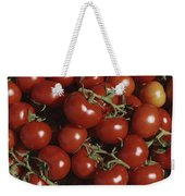 Tomatoes At A Market In Provence Weekender Tote Bag
