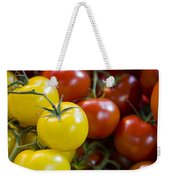 Tomatoes On The Vine Weekender Tote Bag