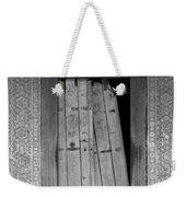 Tomb Door Weekender Tote Bag