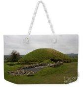 Tomb - Knowth - Ireland Weekender Tote Bag