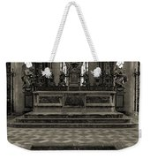 Tomb Of William The Conqueror Weekender Tote Bag
