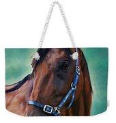 Tommy - Horse Painting Weekender Tote Bag