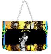 Amber Lake #2 Weekender Tote Bag