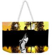Amber Lake #4 Weekender Tote Bag