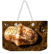 Flamingo Tongue On A Plate Weekender Tote Bag