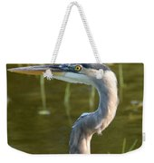 Too Close For Comfort Weekender Tote Bag