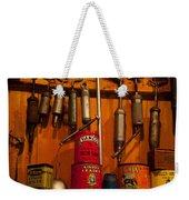 Tool Shop Weekender Tote Bag